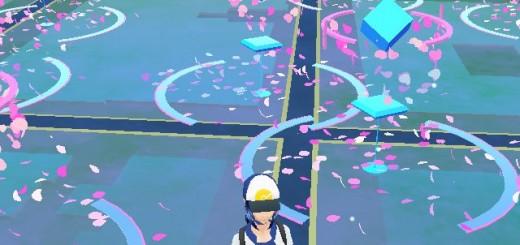 ポケモンGO 桜