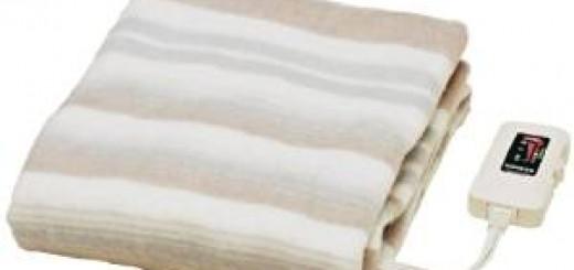 電気毛布・ひざ掛けランキング