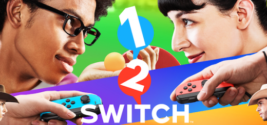 Nintendo Switchソフト「1-2-Switch」を一人で遊ぶ方法