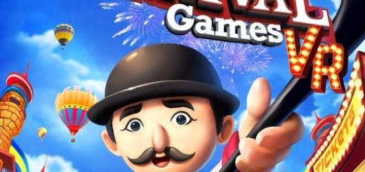 PSVRソフト「カーニバルゲームズVR」