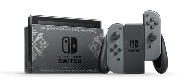 モンスターハンターダブルクロス Nintendo Switch